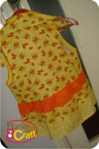 blusa amarela