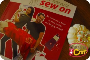 sew fast, sew easy, sew on