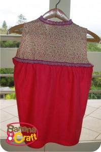 blusa rosa costas