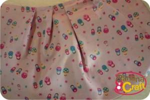 costura- molde de bolsa