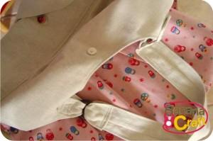 costura - molde bolsa