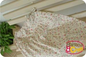 costura - molde de saia de tecido