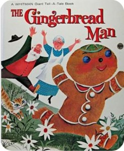 gingerbread man - natal