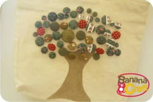 árvore de tecido