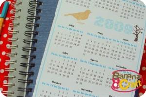 calendario 2009 para imprimir