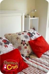 decoração - quarto - cama