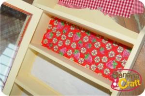 armário de madeira customizado