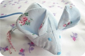 bebê rato - lembrança de maternidade
