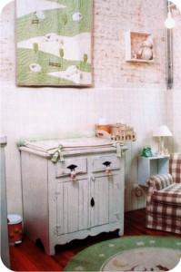 decoração - quarto de criança