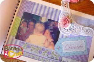 scrapbook para o dia das mães