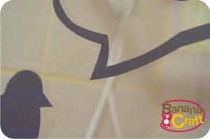 tutorial - como colar adesivos de vinil ou papel contact
