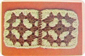 quadrados de crochê - granny squares