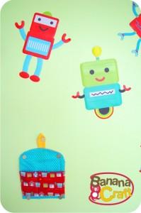 ímãs - robots