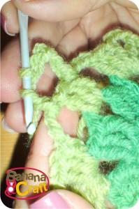 com fazer quadrados de crochet - passo a passo
