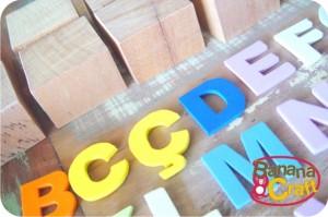 carimbos - alfabeto - eva - madeira