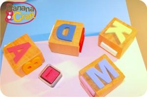 letras - alfabeto - eva - carimbos