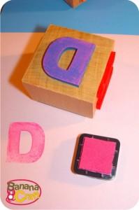 letras - alfabeto - eva