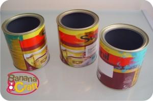 reciclagem - lata de tinta