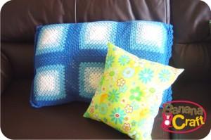 almofadas - sofá - sala