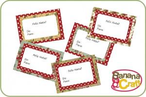print christmas card