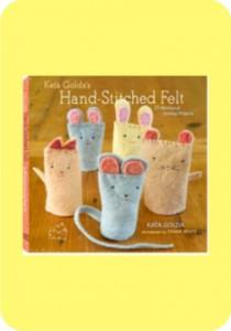hand-stitched felt