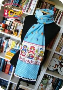 russian doll scarf
