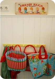 kitchen - eco bags