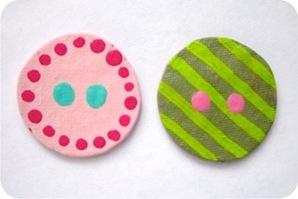 botoes de caixa de ovos