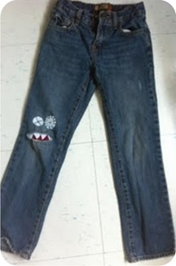 monster jeans