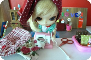 doll sewing
