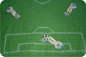 manta futebol