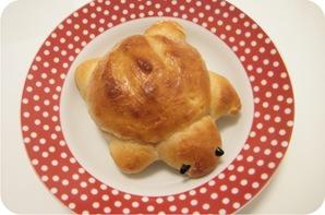 turttle bread