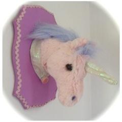 unicornio na parede