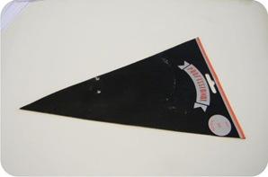 molde de bandeirola
