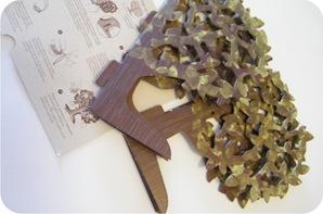 arvore de papelao da natura