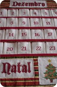 calendario do advento