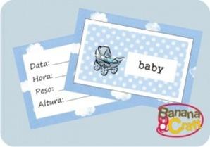 cartao lembrança nascimento