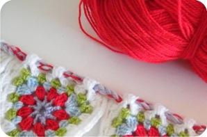 bandeirolas de croche