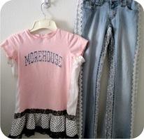 reaproveitamento de roupas