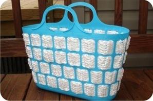 sacolas plasticas recicladas