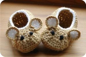 sapatinhos de bebe