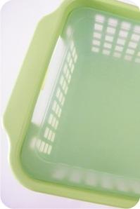 cesta com tampa