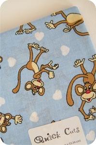 tecidos de macaco quick cuts
