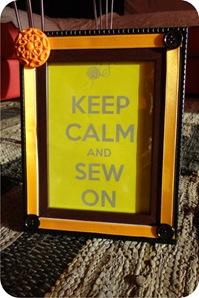 quadros keep calm