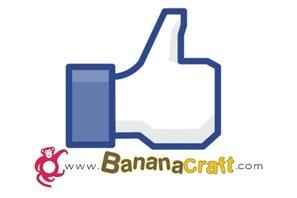 bananacraft no facebook