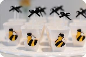 festa de abelhinha
