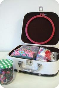 maleta de costura