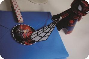 festa de aniversario homem aranha