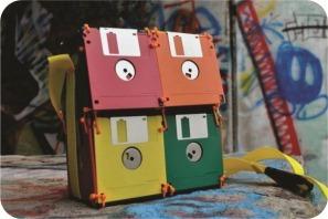 o que fazer com disquetes