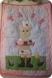 tea time patchwork